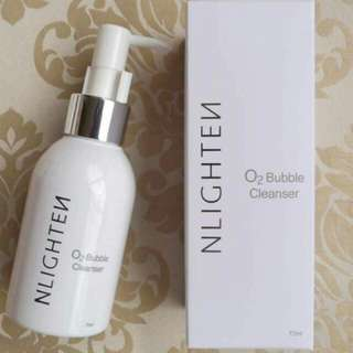 NLIHTEN BUBBLE CLEANSER