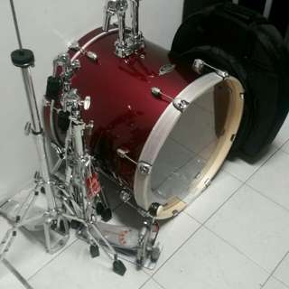 Satu set drum