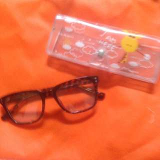 Kacamat Leopard Import