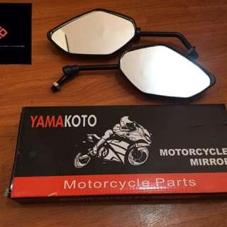 Yamaha stock Mirror