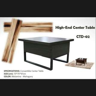 High End Center Table