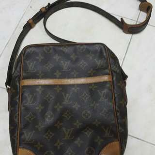 Authentic Louis Vuitton Danube sling bag