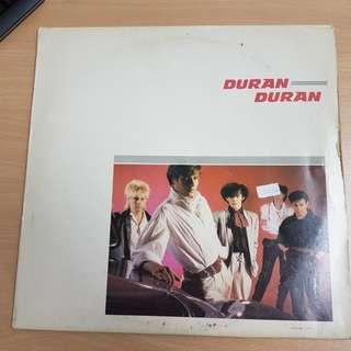 Duran Duran Self Titled Vinyl LP Original Pressing Rare
