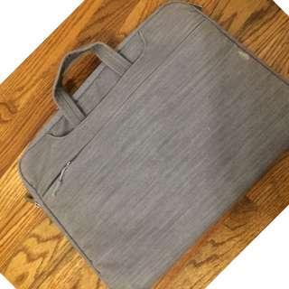 15'' Grey Laptop Bag
