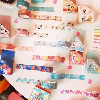 Masking Tape / Washi Paper Tape/ Kamoi Paper