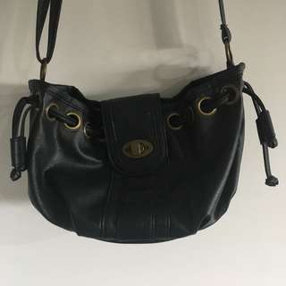 cute black handbag