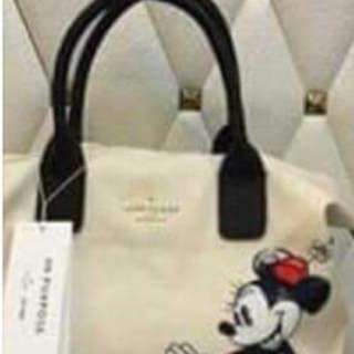 SALE!!! Kate Spade Minnie Mouse Bag