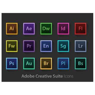 Adobe CC 2017 (LIFETIME)