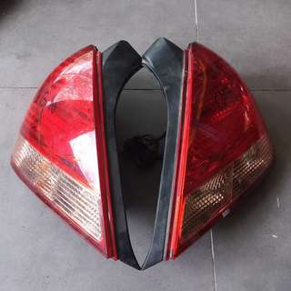 Nissan Bluebird Sylphy QG10 Tail Lamp