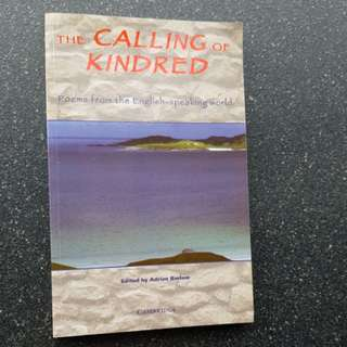 O Level Literature book - The Calling of Kindred