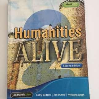 Humanities Alive