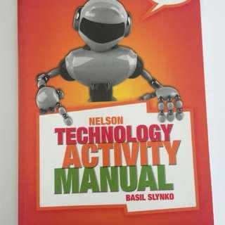 Nelson Technology Activity Manual
