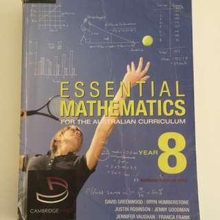 Essential Mathematics Year 8