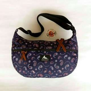 Gregory Satchel Midnight Paisley