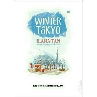 Ebook BUKU WINTER IN TOKYO