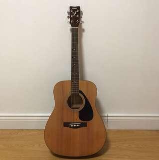*Reduced* YAMAHA F310 acoustic guitar