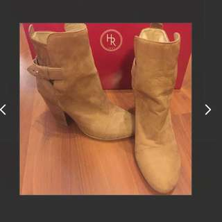 New Rag and Bone Suede Boots - size 36