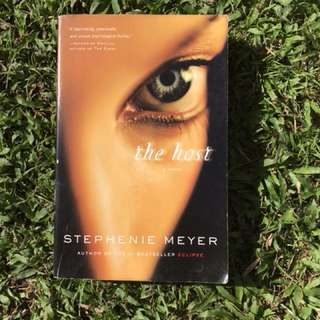 Pre-loved Book: The Host