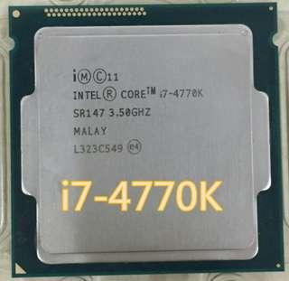 I7 4770k, 240 watercool set 16GB DDR3 256GB SSD