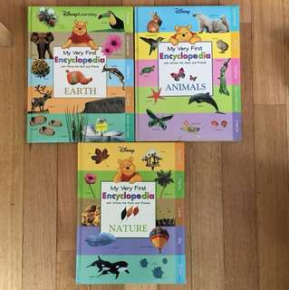 My Very First Encyclopedia -Animals,Earth,Nature