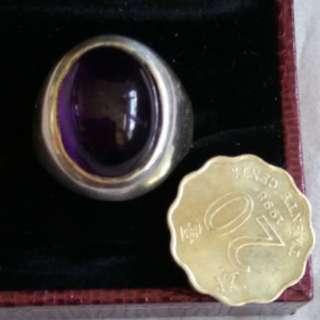 925銀紫晶介子