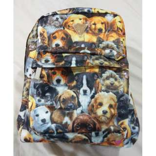 HATER (Taiwan) NEOPRENE PUPPIES BACKPACK