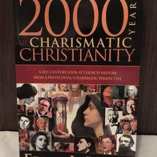 Charity Sale! 2000 Years of Charismatic Christianity by Eddie L. Hyatt
