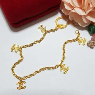 Bracelet sauh channel 2.94g 916g