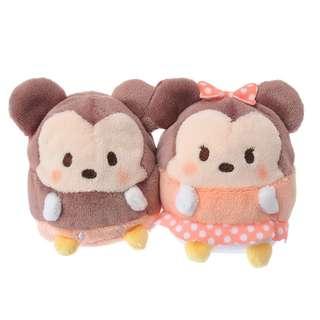 Ufufy Mickey & Minnie Plush