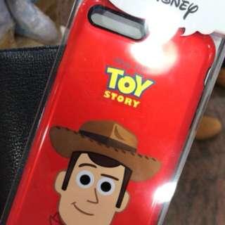 [全新] 迪士尼 Toystory 胡迪 iPhone Case (7Plus/8Plus)
