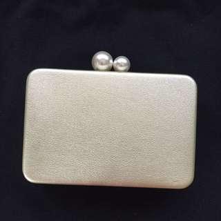 Party clutch purse shoulder bag