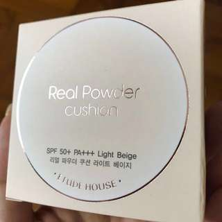 Etude House Real Powder Cushion Refill Light Beige