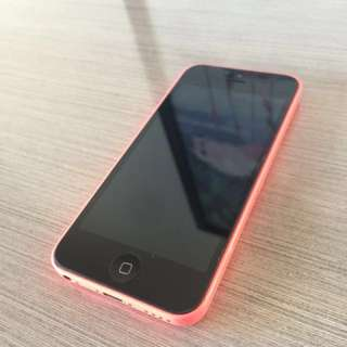 iPhone 5c (Pink) 8GB