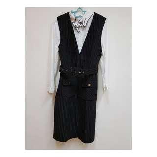 2 Pcs Set Dress (New)