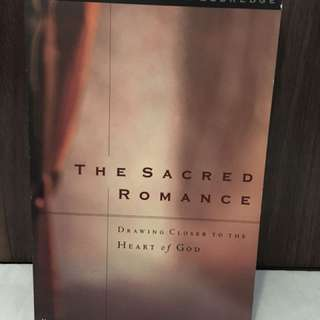 Charity Sale! The Sacred Romance by Brent Curtis and John Eldredge