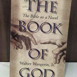 Charity Sale! The Book of God by Walter Wangerin Jr.