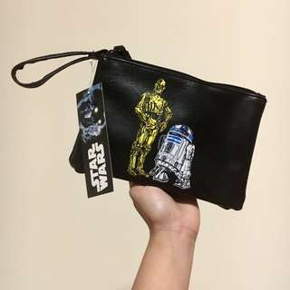 STAR WARS Pouch Set