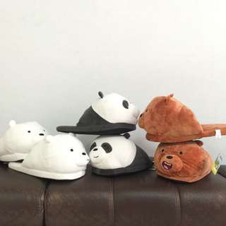 We Bare Bears Shoes