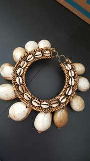 Papua Necklace( Telur Rotan)
