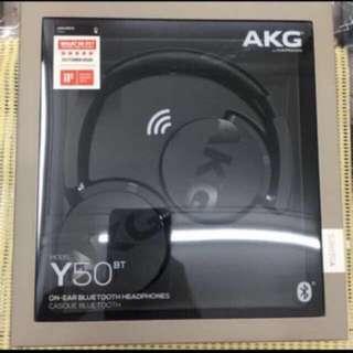 AKG Headset