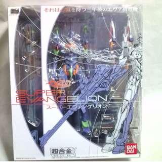 Bandai Chogokin Super Evangelion Anima Rare
