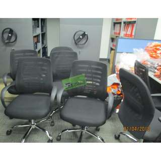 NX3540 MESH CHAIRS--KHOMI