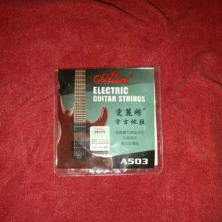 Alice Electric Guitar Strings