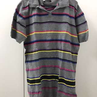 Zara Collar Fennel Shirt