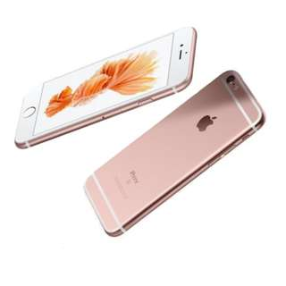iPhone 6S Rose Gold 16GB (Good Condition)