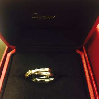 Newly buy New Cartier Ring