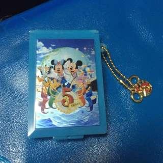🚚 日本迪士尼5週年小飾品盒 藥盒