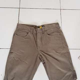 jeans pendek pria louis original mulus sz 32