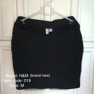 Pencil Skirt (Stretchable)