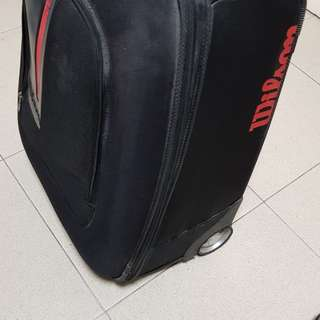 Wilson luggage bag